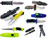 Ножи для дайвинга