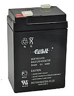 CA645  Аккумулятор  6V 4.5Ah свинцово-кислотый