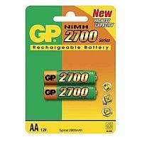 GP AA 2700  Аккумулятор GP AA (2700MAH) NI-MH BL-2
