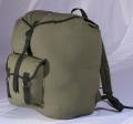 Рюкзак дачный К-11 (из хб ткани, не шуршащий)