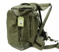 Рюкзак  AVI-Outdoor Fiskare PRO с встроенным стульчиком. арт.: 5381 Материал: Cordura 1000 DEN WR плюс PU. Допустимая нагрузка 140 кг.