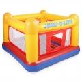48260  Надувной батут игровой центр Intex Playhouse Jump-O-Lene, 174 х 174 х 112 см.