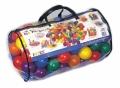49600 Шарики-мячики для игровых центров и сухих бассейнов Intex Fun Ballz 8см