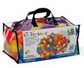 49602 Шарики-мячики для игровых центров и сухих бассейнов Intex Fun Ballz 6см