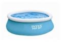 28101  Бассейн с надувным верхом Intex EASY SET™  183х51 см