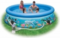 28134  Надувной бассейн Intex Ocean Reef Easy Set Pool 366х76 см