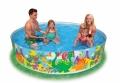 Бассейн детский Intex 58472 Coral Reef Snapset Pool (от 3 лет)