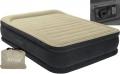64404 Двуспальная надувная кровать Intex Premium Comfort Airbed 152x203x33см.   встроенный электронасос