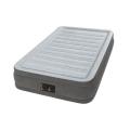 64412 Односпальная надувная кровать Intex Comfort-Plush Elevated Airbed 99x191x46см.   встроенный электронасос
