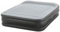 64436 Двуспальная надувная кровать Intex Deluxe Pillow Rest Raised Bed   встроенный электронасос