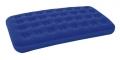 67001 BW Матрас ортопедический флокированный синий 99x188x22см