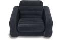 68565  Надувное кресло-кровать Intex 109х218х66 см