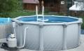 Бассейн круглый Эсприт Atlantic pool (Канада) 2,4х1,25 м; объем 5,5 м3