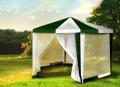 Тент шатер Green Glade 1001 (2м х 2м)