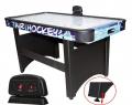 "Игровой стол - аэрохоккей DFC ""Blue Ice Pro""  (152x76x77)  5ф электр. счетчик"