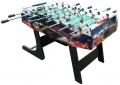 """Игровой стол - футбол  """"Barcelona"""" складной, размер (138x72x86) вес 48 кг"""