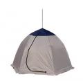 Палатка рыбака СТЭК-ЗОНТ-2Д (алюмин.звездочка) 190х210х150см,  3,4 кг. (дышащая)