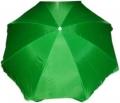 Зонт Зелёный полиэстр 160г/м2 220 см