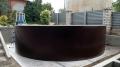 45711  Бассейн стальной морозоустойчивый круглый Лагуна 4,57х1,25м со скиммером
