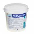 АКВАДЕХЛОР. 5кг. Порошкообразное средство для дехлорирования воды.