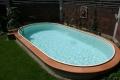 10550  Бассейн стальной морозоустойчивый овальный Лагуна 10 х 5,5 х 1,25 м.