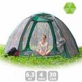 Кемпинговая палатка-шатер «ЛОТОС Опен Эйр» 3.20 x 3.60 x 2.05 м