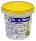 Экви-минус 1кг ведро (пакет), порошок для уменьшения уровня рн воды