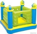 48257 Надувной игровой центр-батут Intex Jr Jump-O-Lene Castle Bouncer (от 3 до 6 лет)