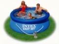 28112  Бассейн надувной Intex EASY SET  244х76 см с фильтр-насосом