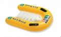 58167 Матрас-серфинг с ручками POOL SCHOOL 84х79 см 4  лет