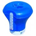 Поплавок дозатор плавающий для бассейна (18,5 см)
