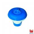 Поплавок дозатор плавающий для бассейна (12,7 см)
