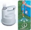 Насос погружной дренажный для слива воды из бассейна