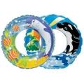 58245  Круг надувной Дельфин/Касатка, 61 см