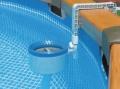 28000  Скиммер для бассейна Deluxe Intex 28000. Навесной, плавающий.