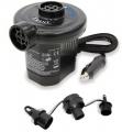 66626  Электрический воздушный насос Intex Quick-Fill DC Electric Pump, 12В (работает от прикуривателя в автомобиле)
