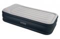 67732 Односпальная надувная кровать Intex 67732 Deluxe Pillow Rest Raised Bed 99х191х48 см   встроенный электронасос.
