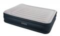 67738 Двуспальная надувная кровать Intex 67738 Deluxe Pillow Rest Raised Bed 152х203х43 см со встроенным электронасосом