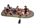 68325 Надувная лодка Excursion 5 (до 455кг) 366х168х43см   весла/насос