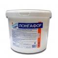 Лонгафор 200г/2,6кг коробка, медленнорастворимые таблетки для непрерывной хлорной дезинфекции воды