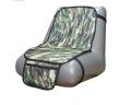 Кресло для лодок ПВХ, серое