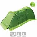 Быстросборная кемпинговая палатка-конструктор «ЛОТОС 3 Саммер».
